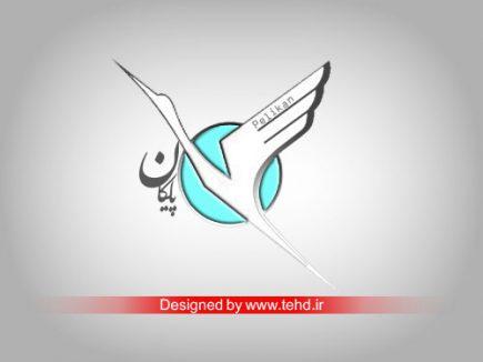 طراحی لوگو شرکت توریستی پلیکان