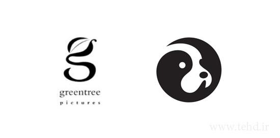 طراحی لوگو تهران دیزاین simple-logo