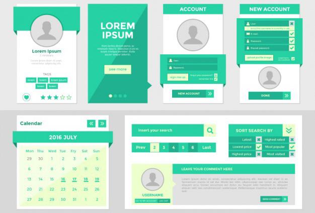 flat-web-design طراحی سایت تهران دیزاین